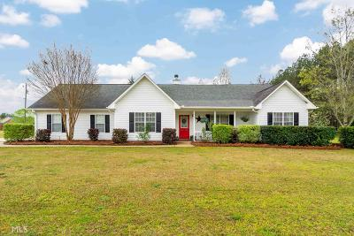 Locust Grove Single Family Home Under Contract: 1195 New Hope Rd