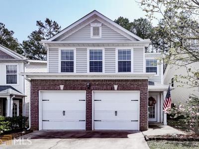 Canton Single Family Home Under Contract: 373 Hidden Creek Ln