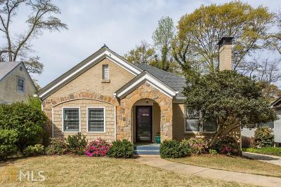 Kirkwood Single Family Home Under Contract: 354 Sisson Ave