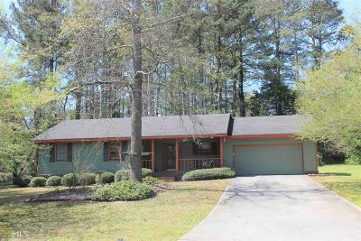Loganville Single Family Home Under Contract: 1035 Echo Valley Ct