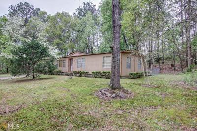 Rockdale County Single Family Home New: 1640 River Cir