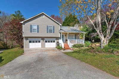 Flowery Branch Single Family Home Under Contract: 3710 Richland Cir