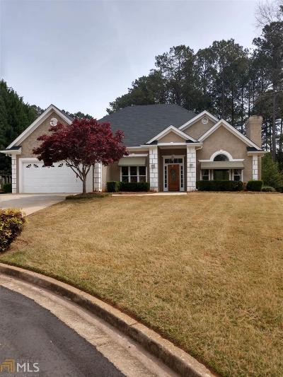 Rockdale County Single Family Home Under Contract: 2105 Bishop Ct