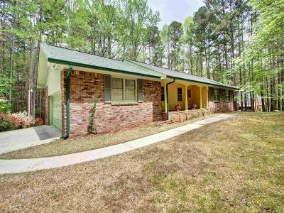 Fayette County Single Family Home New: 330 Pine Trail Rd