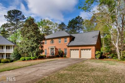 Roswell Single Family Home Under Contract: 2130 Pearwood Path