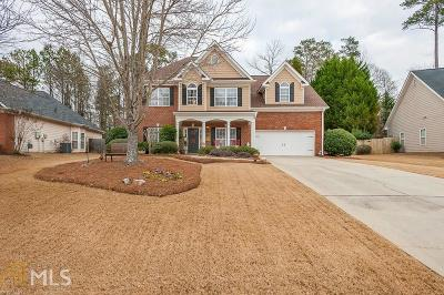 Newnan Single Family Home Under Contract: 120 Freeman Forest Dr
