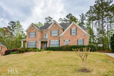 Kennesaw Single Family Home New: 1322 Cobblemill Way