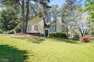 Mableton Single Family Home Under Contract: 479 Shannon Green Cir