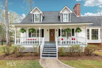 Cherokee County Single Family Home For Sale: 370 Stacy Ct