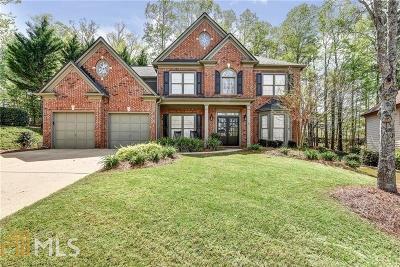 Cumming Single Family Home For Sale: 8054 Allerton Ln