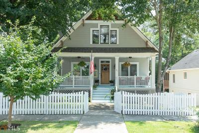 Kirkwood Single Family Home Under Contract: 27 Clay