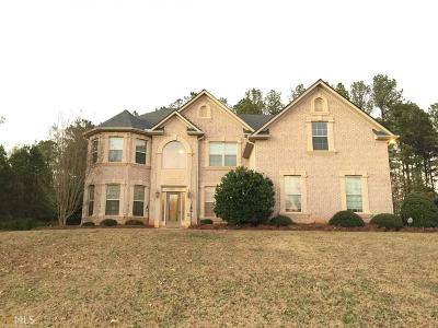 Conyers Single Family Home Under Contract: 842 Treeline Dr #92