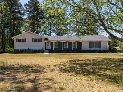 Duluth Single Family Home For Sale: 4636 Old Norcross Rd