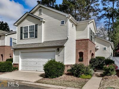 Woodstock Single Family Home Under Contract: 449 West Oaks Trl