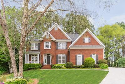 Roswell Single Family Home Under Contract: 4506 Chartley Cir