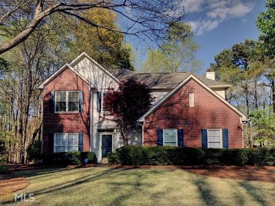 Suwanee Single Family Home Under Contract: 6520 Fairfield Trce