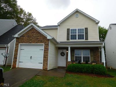 Cartersville Single Family Home Under Contract: 50 Middleton Ct