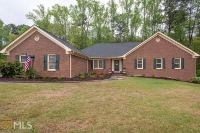 Rockdale County Single Family Home Under Contract: 1115 SE Dr Brookfield Dr