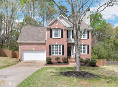 Roswell Single Family Home New: 6000 Hampton Bluff Way