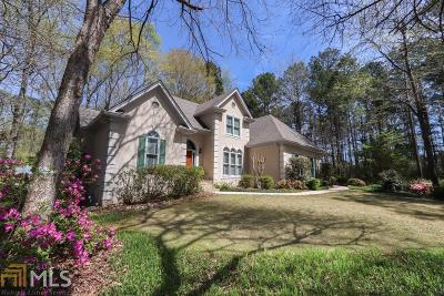 Newnan Single Family Home New: 115 Golfview Club Dr