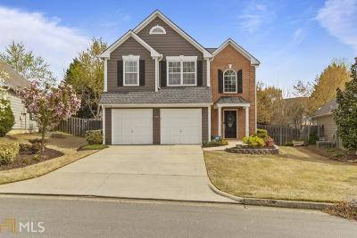 Roswell Single Family Home Under Contract: 1315 Crabapple Lake Cir