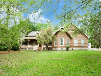 Woodbine Single Family Home Under Contract: 224 Sadler Cove Dr