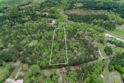 Covington Residential Lots & Land New: Maughon Rd #3