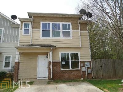 Stone Mountain Condo/Townhouse New: 4411 Watson Ridge Dr
