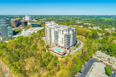 Vinings Condo/Townhouse For Sale: 2950 Mt Wilkinson Pkwy