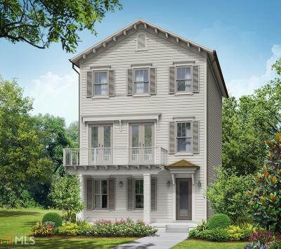 Alpharetta Single Family Home For Sale: 340 Villa Magnolia Ln