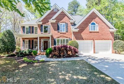 Alpharetta Single Family Home Under Contract: 3095 Walnut Creek Dr