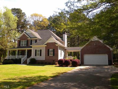Douglasville Single Family Home New: 5542 Big A Rd