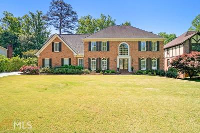 Atlanta Single Family Home Under Contract: 325 Aldenshire Pl