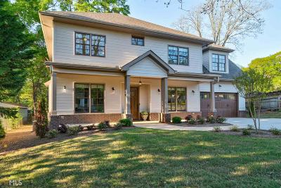 Roswell Single Family Home New: 374 Norcross St