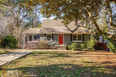 Decatur Rental New: 2468 Woodridge
