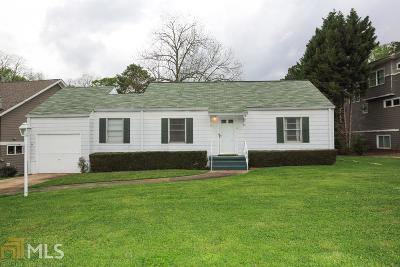 Decatur Single Family Home New: 430 Pensdale Rd
