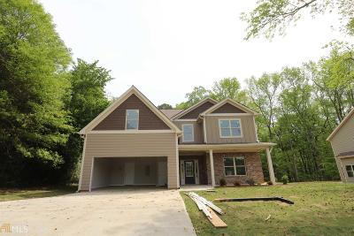 Flowery Branch Single Family Home New: 5984 Lights Ferry Rd