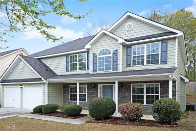 Dacula Single Family Home Under Contract: 2853 Austin Ridge Dr