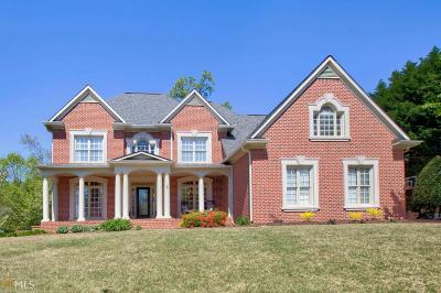 Suwanee Single Family Home New: 9025 Cranwell Trce