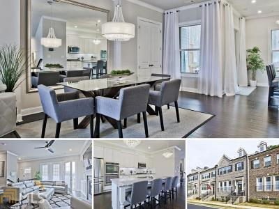 Mableton Condo/Townhouse Under Contract: 1184 Parktown Dr