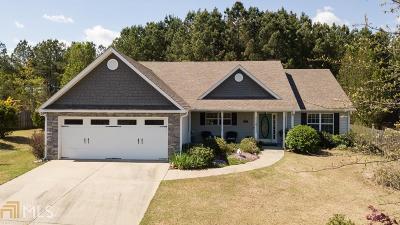 Dawsonville Single Family Home For Sale: 152 Miller Dr