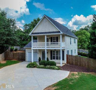 Roswell Single Family Home Under Contract: 145 Prospect St