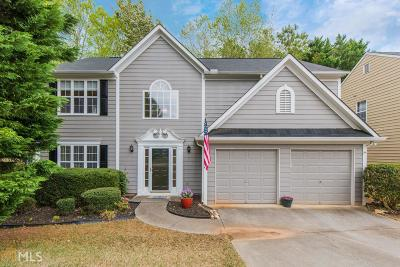 Kennesaw Single Family Home Under Contract: 4222 NW Cornell Xing