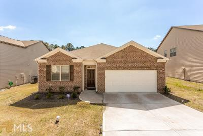 Jonesboro Single Family Home Under Contract: 8310 Regent St