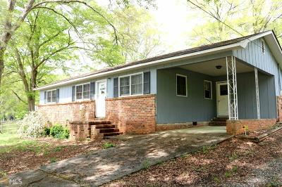 Griffin Single Family Home New: 1665 Vineyard Rd