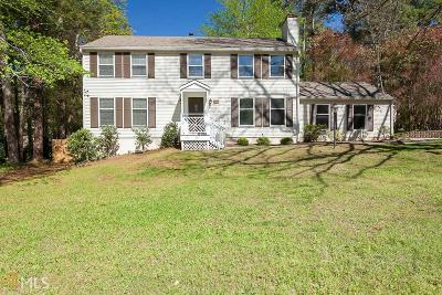 Roswell Single Family Home New: 9724 N Pond Cir