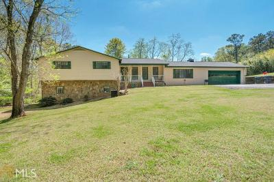 Marietta Single Family Home New: 3698 Lassiter Rd