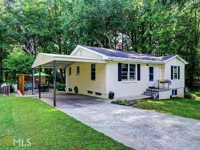 Smyrna Single Family Home New: 1040 Pinehurst Dr