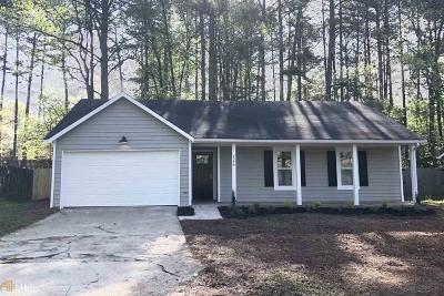 Morrow Single Family Home Under Contract: 5596 Phillips Dr