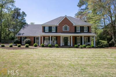 Roswell Single Family Home For Sale: 11950 Williams Club Pl